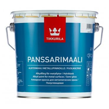 Панссаримаали С (2,7л)